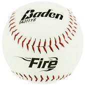"Baden ASA Slow Pitch Yellow 11"" FIRE Softballs"