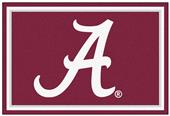 Fan Mats NCAA University of Alabama 5x8 Rug