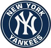 Fan Mats MLB New York Yankees Roundel Mat