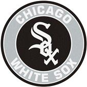 Fan Mats MLB Chicago White Sox Roundel Mat