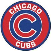 Fan Mats MLB Chicago Cubs Roundel Mat