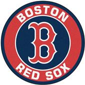 Fan Mats MLB Boston Red Sox Roundel Mat