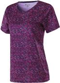 Holloway Ladies Short Sleeve Space Dye Shirts
