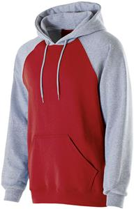 RED/ATHLETIC HEATHER