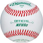 Diamond DHS LS Official Low Seam Baseballs