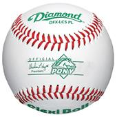 Diamond Pony League Level 5 Low Comp Baseballs