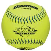 "Diamond Flyer Fastpitch USSSA 11"" Softball"