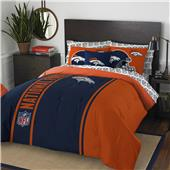 Northwest Broncos Soft & Cozy Full Comforter Set