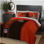 Northwest Browns Soft & Cozy Full Comforter Set