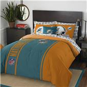 Northwest Dolphins Soft & Cozy Full Comforter Set