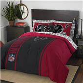 Northwest Falcons Soft & Cozy Full Comforter Set