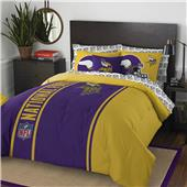 Northwest Vikings Soft & Cozy Full Comforter Set
