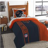 Northwest NFL Bears Soft & Cozy Twin Comforter Set