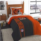 Northwest Bengals Soft & Cozy Twin Comforter Set