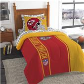 Northwest Chiefs Soft & Cozy Twin Comforter Set