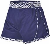Alleson Womens Girls Reversible Shorts CO