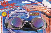 VKM Sports Anti-Fog Swim Goggles - Closeout