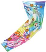 Red Lion Bury It Tie Dye Compression Arm Sleeves