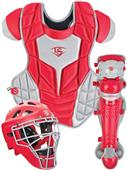 Louisville Slugger Fastpitch Catcher Gear Set