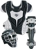 Louisville Slugger Fastpitch 3PC Catcher Gear Set