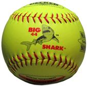 "Decker ASA Red Shark 11"" Fastpitch Softballs CO"