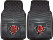 Fan Mats Davenport University Vinyl Car Mats (set)