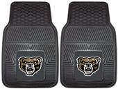 Fan Mats Oakland University Vinyl Car Mats (set)
