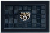 Fan Mats Oakland University Medallion Door Mat