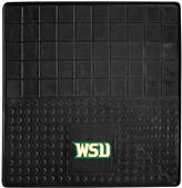 Fan Mats Wright State Heavy Duty Vinyl Cargo Mat