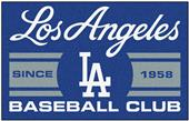 Fan Mats MLB Los Angeles Dodgers Starter Mat
