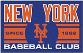 Fan Mats MLB New York Mets Starter Mat