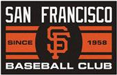 Fan Mats MLB San Francisco Giants Starter Mat