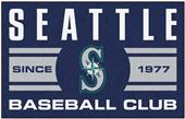 Fan Mats MLB Seattle Mariners Starter Mat
