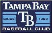 Fan Mats MLB Tampa Bay Devil Rays Starter Mat