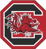 Fan Mats University of South Carolina Mascot Mat