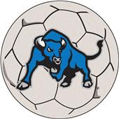 Fan Mats University at Buffalo Soccer Ball Mat