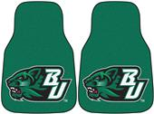 Fan Mats Binghamton Univ. Carpet Car Mats (set)