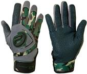 Pro Nine Goatskin Leather BGC Batting Gloves