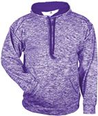 Badger Sport Adult Blend Sublimated Fleece Hoodie