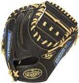 "Louisville Slugger Omaha S5 33.5"" Catchers Mitt"