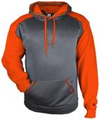 Badger Sport Adult Sport Heather Hoodie