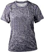 Badger Sport Ladies Blend Short Sleeve Tee