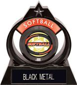 """Hasty Awards Eclipse 6"""" Classic Softball Trophy"""