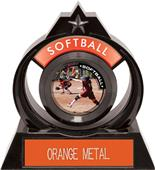 "Hasty Awards Eclipse 6"" P.R.1 Softball Trophy"