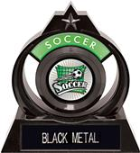 """Hasty Awards Eclipse 6"""" Xtreme Soccer Trophy"""