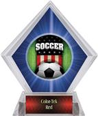 Awards Patriot Soccer Blue Diamond Ice Trophy
