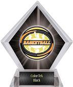 Awards Classic Basketball Black Diamond Ice Trophy