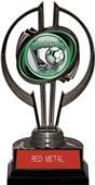 "Awards Black Hurricane 7"" ProSport Soccer Trophy"