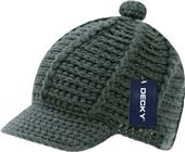 Decky Crocheted Short Jeep Caps