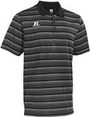 Russell Athletic Mens Dynasty Golf Stripe Polo